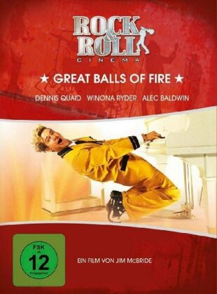 Great Balls of Fire (1989) (Rock & Roll Cinema 8)