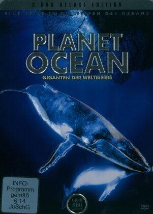 Planet Ocean - Giganten der Weltmeere (Steelbook, 3 DVDs)