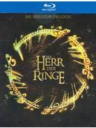 Der Herr der Ringe - Trilogie Box (3 Blu-rays + 3 DVDs)