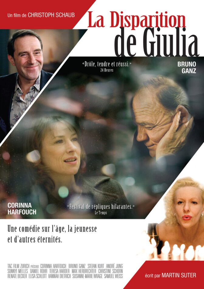 La Disparition de Giulia - Giulias Verschwinden (2009) (2009)