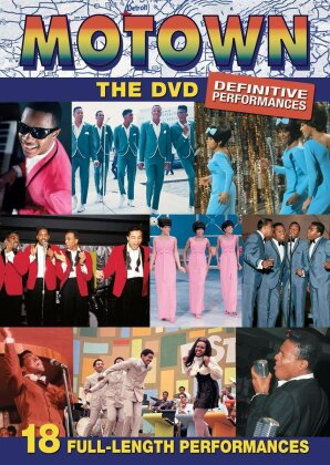 Various Artists - Motown: The DVD