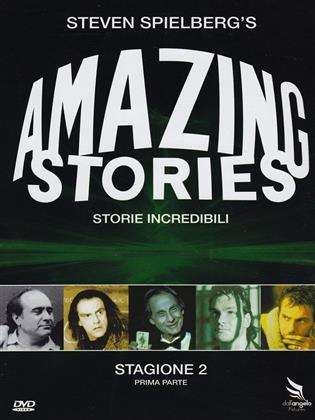 Amazing Stories - Stagione 2.1 (3 DVDs)