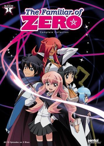 The Familiar of Zero - Season 1 (3 DVDs)