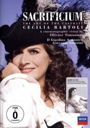 Cecilia Bartoli - Sacrificium - The music of the castrati