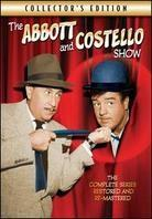 The Abbott and Costello Show - The Complete Series (Collector's Edition, Remastered, 9 DVDs)