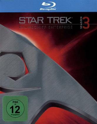 Star Trek - Raumschiff Enterprise - Staffel 3 (Remastered, 6 Blu-rays)