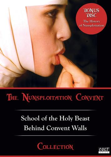 The Nunsploitation Convent Collection (Limited Edition, 3 DVDs)