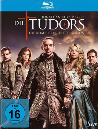 Die Tudors - Staffel 3 (2 Blu-rays)