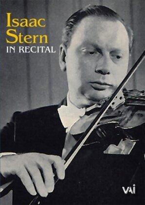 Isaac Stern - In Recital (VAI Music)