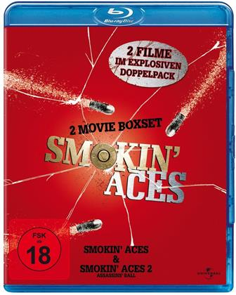 Smokin' Aces / Smokin' Aces 2: Assassins' Ball (2 Blu-rays)