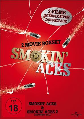Smokin' Aces / Smokin' Aces 2: Assassin's Ball (2 DVDs)