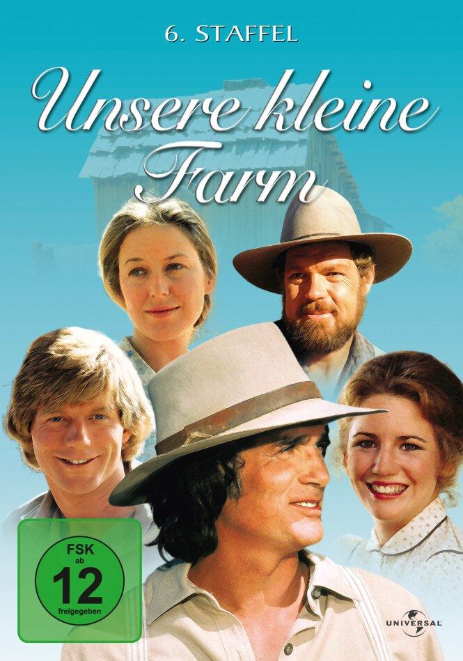 Unsere kleine Farm - Staffel 6 (6 DVDs)
