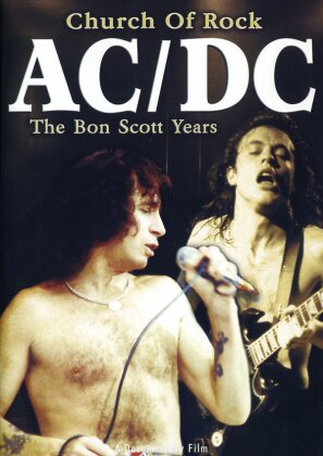 AC/DC - Church of Rock / The Bon Scott Years (Inofficial)