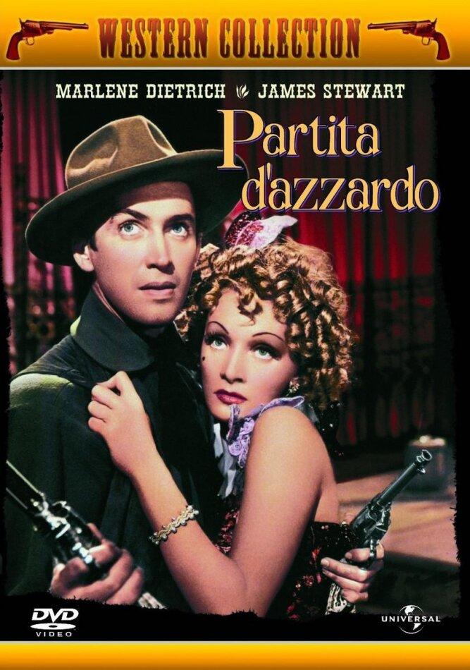 Partita d'azzardo (1939) (Western Collection)