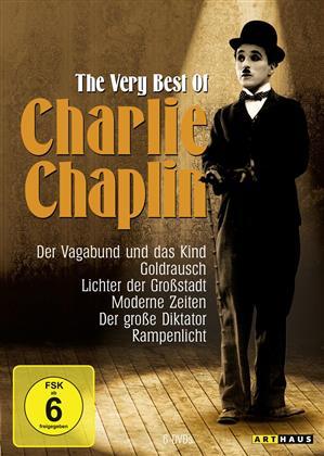 Charlie Chaplin - The very best of Charlie Chaplin (Edizione Restaurata, 6 DVD)