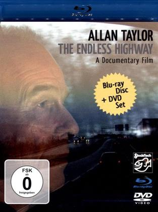 Taylor Allan - The Endless Highway (Blu-ray + DVD)