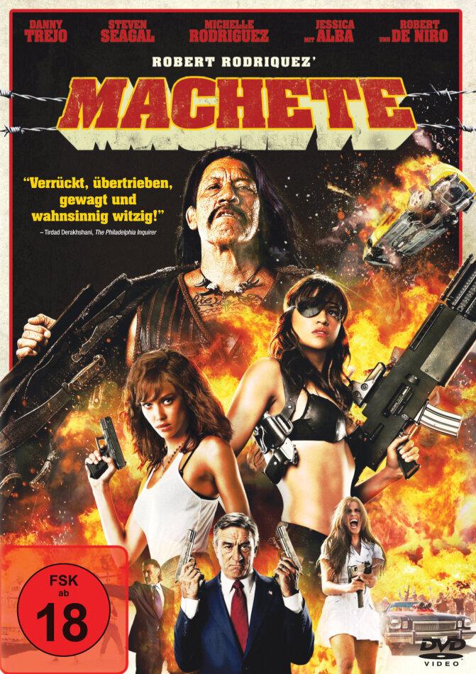 Machete (2010) (Uncut)