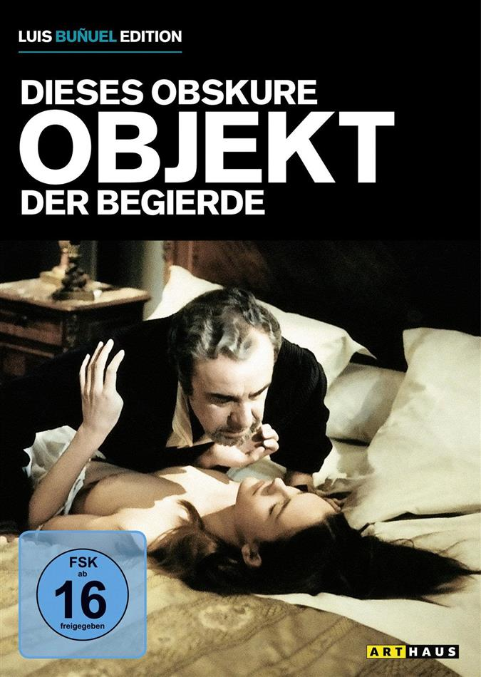 Dieses obskure Objekt der Begierde (1977) (Single Edition)