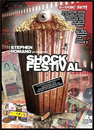 Shock Festival - Coming Attractions Extravaganza (3 DVDs)