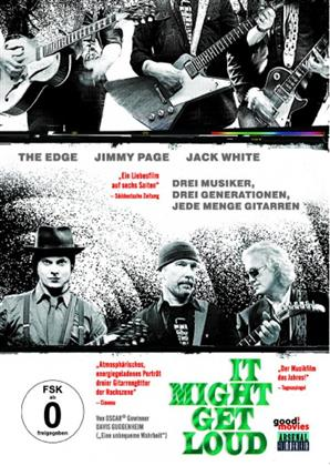 It Might Get Loud - Jimmy Page / Jack White / The Edge (2009)