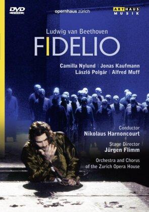 Opernhaus Zürich, Nikolaus Harnoncourt, … - Beethoven - Fidelio (Arthaus)