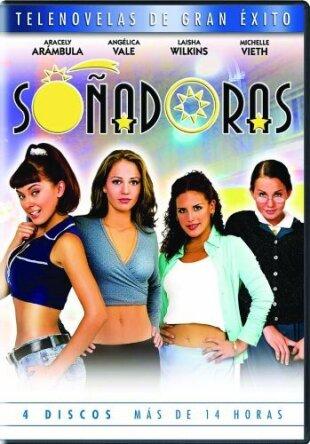 Sonadoras (4 DVDs)