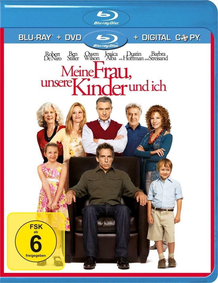 Meine Frau, unsere Kinder und ich - Little Fockers (2010) (Blu-ray + DVD)