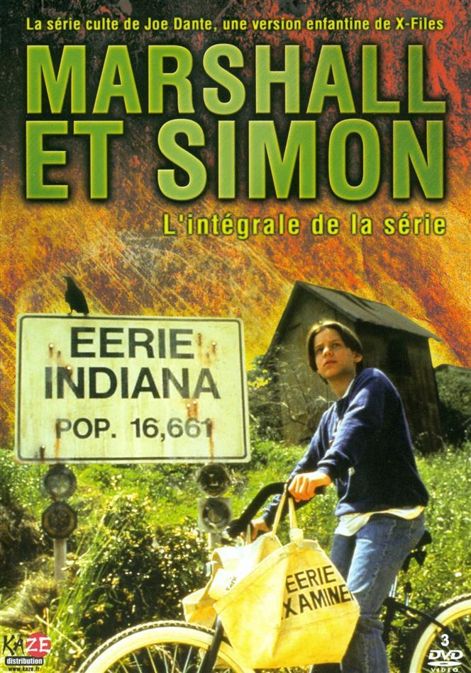 Marshall et Simon - L'intégrale de la série (3 DVD)