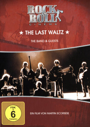 The Band - The Last Waltz (Rock & Roll Cinema 15)