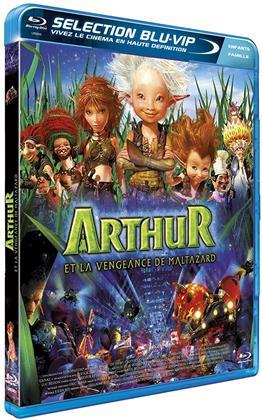 Arthur et la vengeance de Maltazard (Blu-ray + DVD)