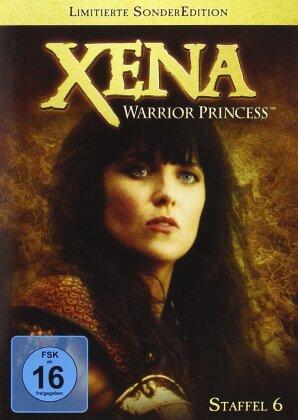 Xena - Warrior Princess - Staffel 6 (Limitierte Sonderedition, 6 DVDs)
