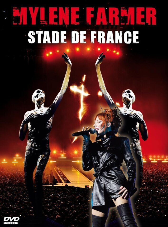 Mylène Farmer - Stade de France 2009 (2 DVDs)
