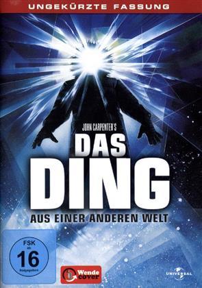 Das Ding aus einer anderen Welt (1982) (Ungekürzte Fassung)