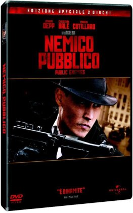 Nemico Pubblico (2009) (Special Edition, 2 DVDs)