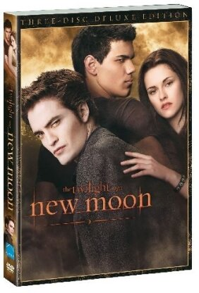 Twilight 2 - New Moon (2009) (Deluxe Edition, 3 DVD)
