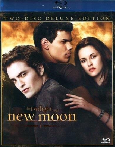 Twilight 2 - New Moon (2009) (Deluxe Edition, 2 Blu-ray)