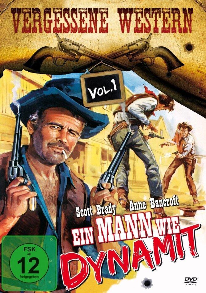 Ein Mann wie Dynamit - Vergessene Western - Vol. 1 (1957) (s/w)