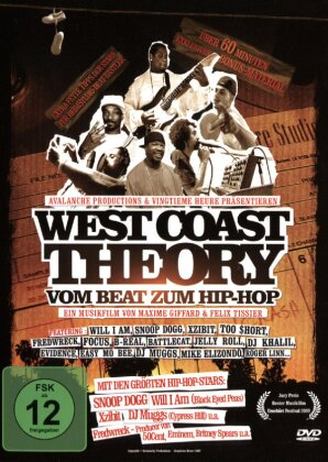 Various Artists - West Coast Theory (2009)