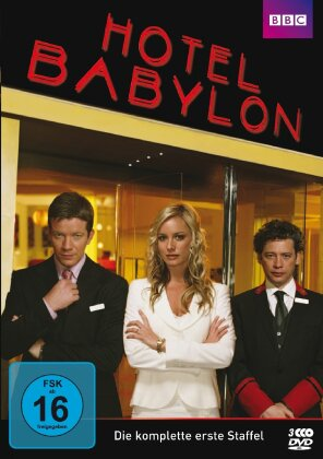 Hotel Babylon - Staffel 1 (3 DVDs)