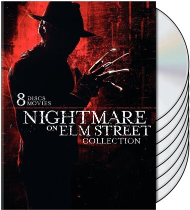 Nightmare on Elm Street Collection (Gift Set, 8 DVDs)