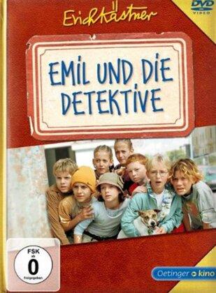 Emil und die Detektive (2001) (Book Edition)