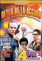 Reyes de la Accion (4 DVDs)