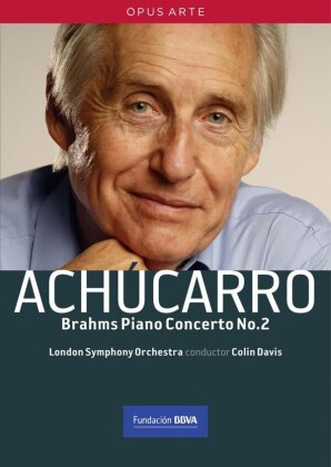 London Symphony Orchestra, Robin Lough, … - Brahms - Piano Concerto No. 2 (Opus Arte)