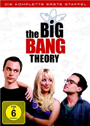 The Big Bang Theory - Staffel 1 (3 DVDs)