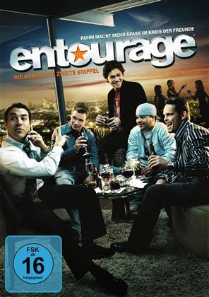 Entourage - Staffel 2 (3 DVDs)