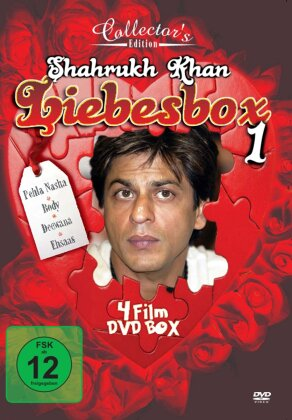 Shahrukh Khan Liebes Box 1 (Collector's Edition)