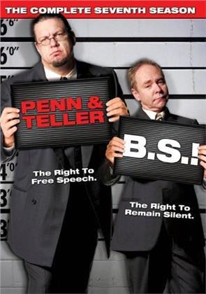 Penn & Teller: Bullshit! - Season 7 (2 DVDs)
