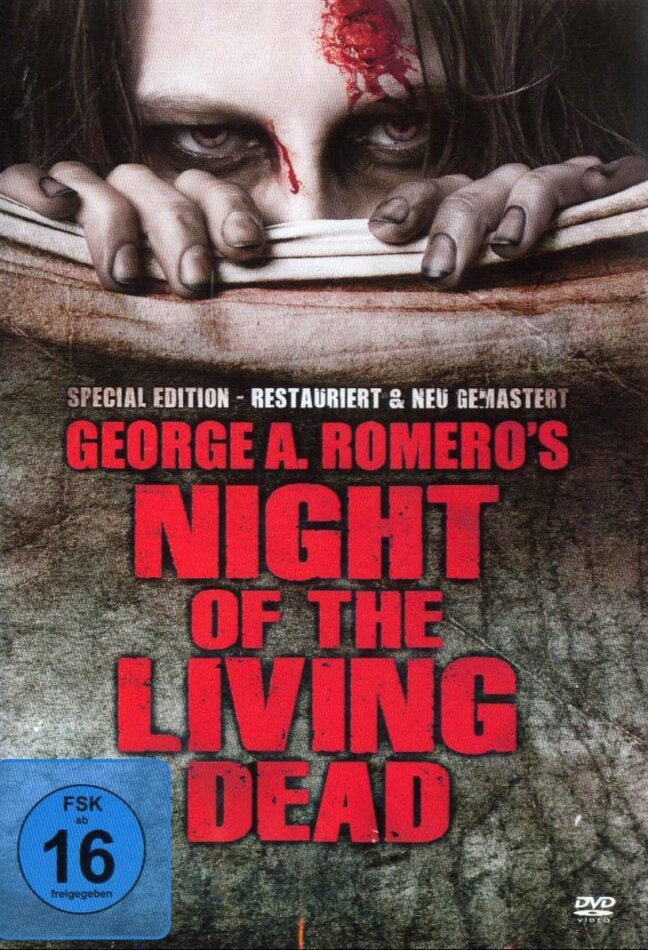 Night of the living dead (1968) (Remastered)