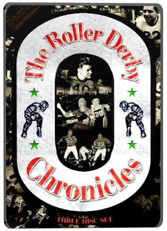 The Roller Derby Chronicles (Limited Edition, 3 DVDs)