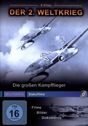 Der 2. Weltkrieg - Die grossen Kampfflieger (Militaria Dokufilms)